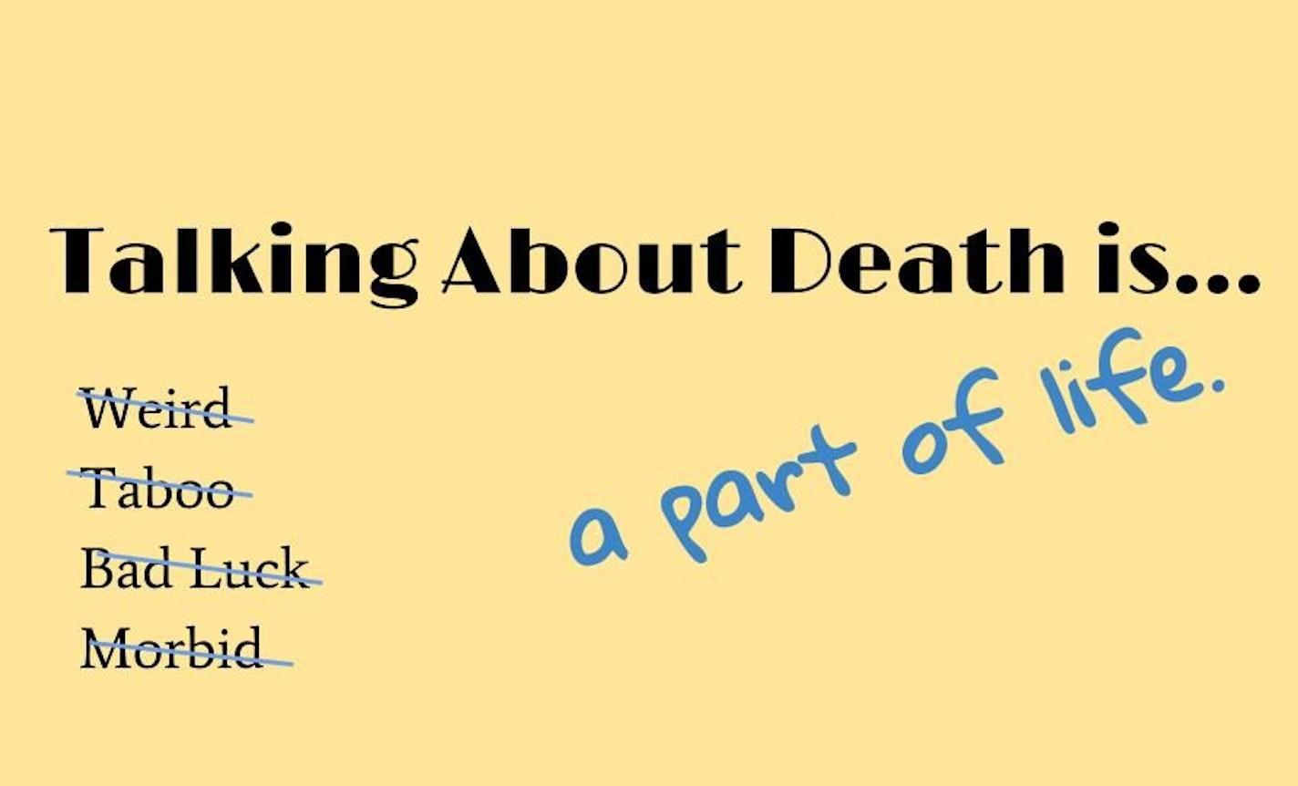 Millennials & Mortality: (Shabbat) Dinner Edition