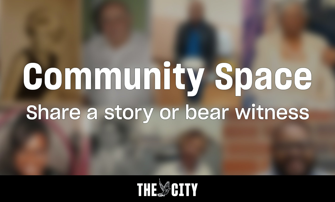 Sharing Stories of Who We Lost: MISSING THEM Community Space