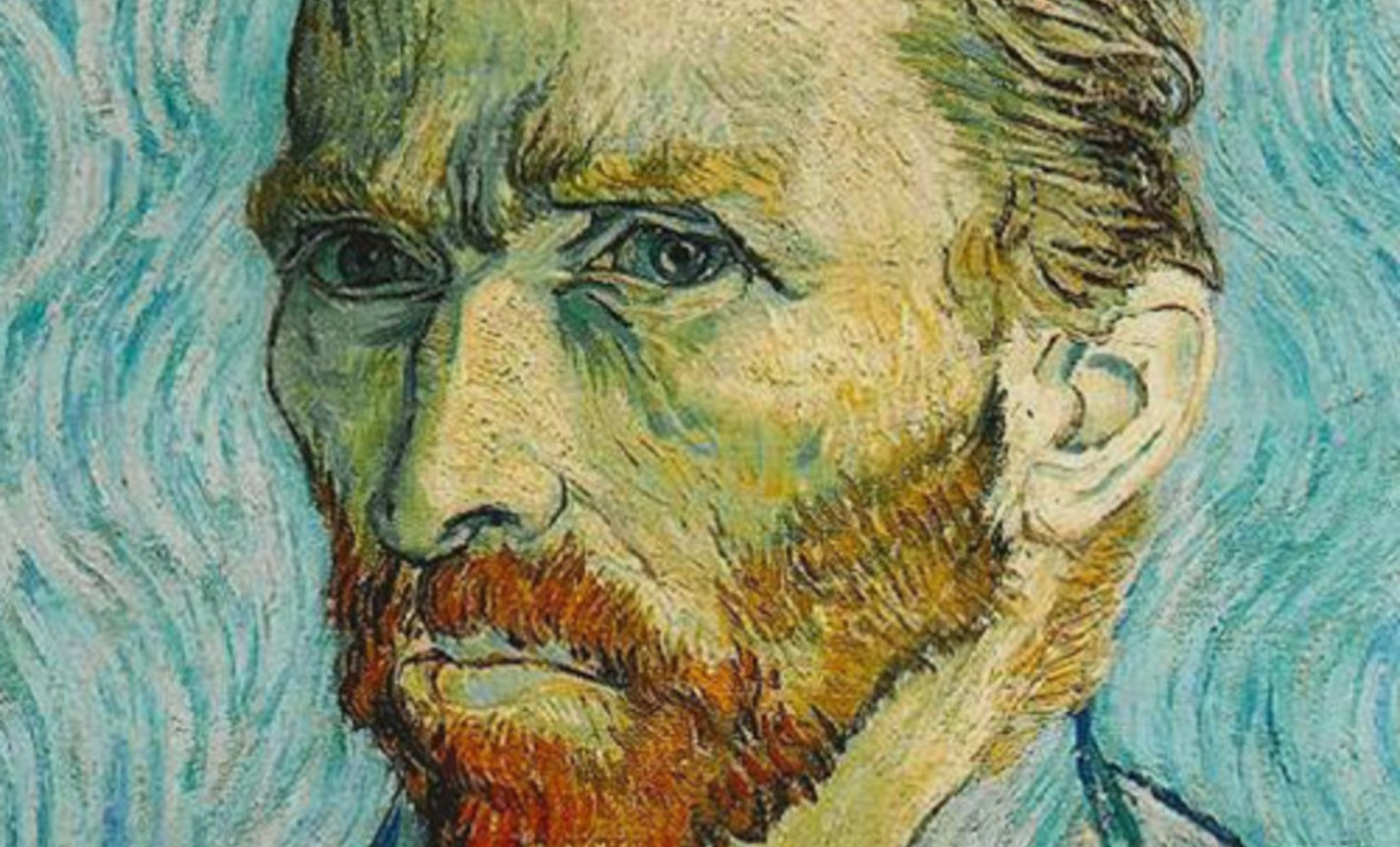 "HOW VINCENT VAN GOGH TAUGHT ME TO OVERCOME ""FEAR OF DEATH"""