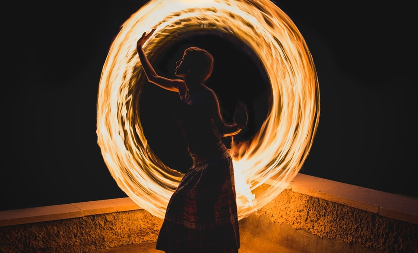 Crossing the Portal Back Into the World: A Conscious Dance