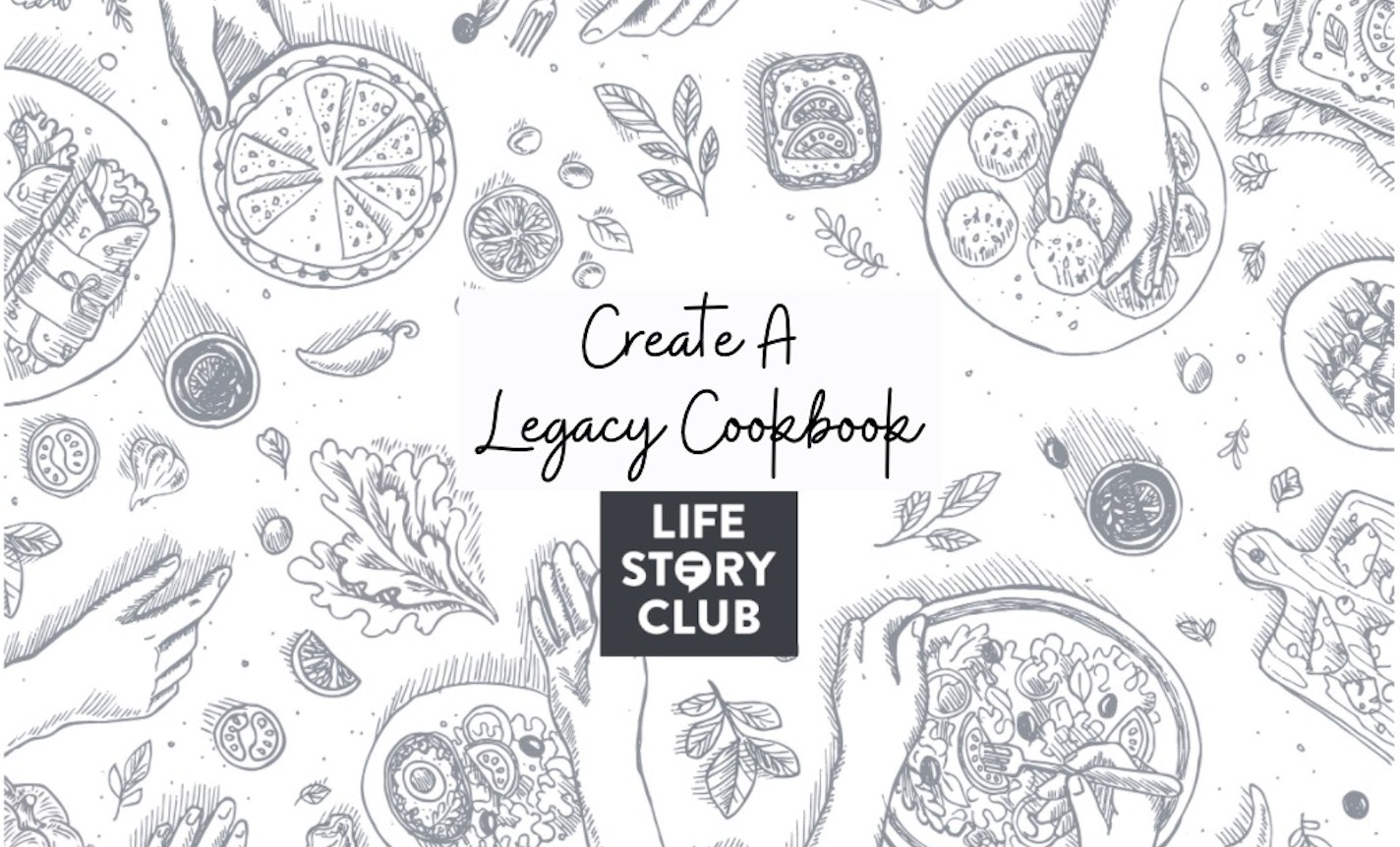 Create a Legacy Cookbook