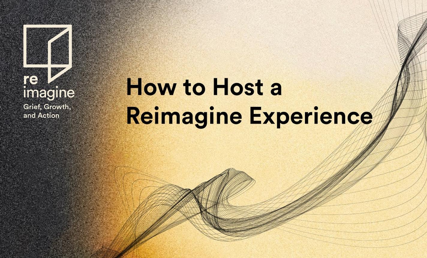 How to a Host a Reimagine Festival Event