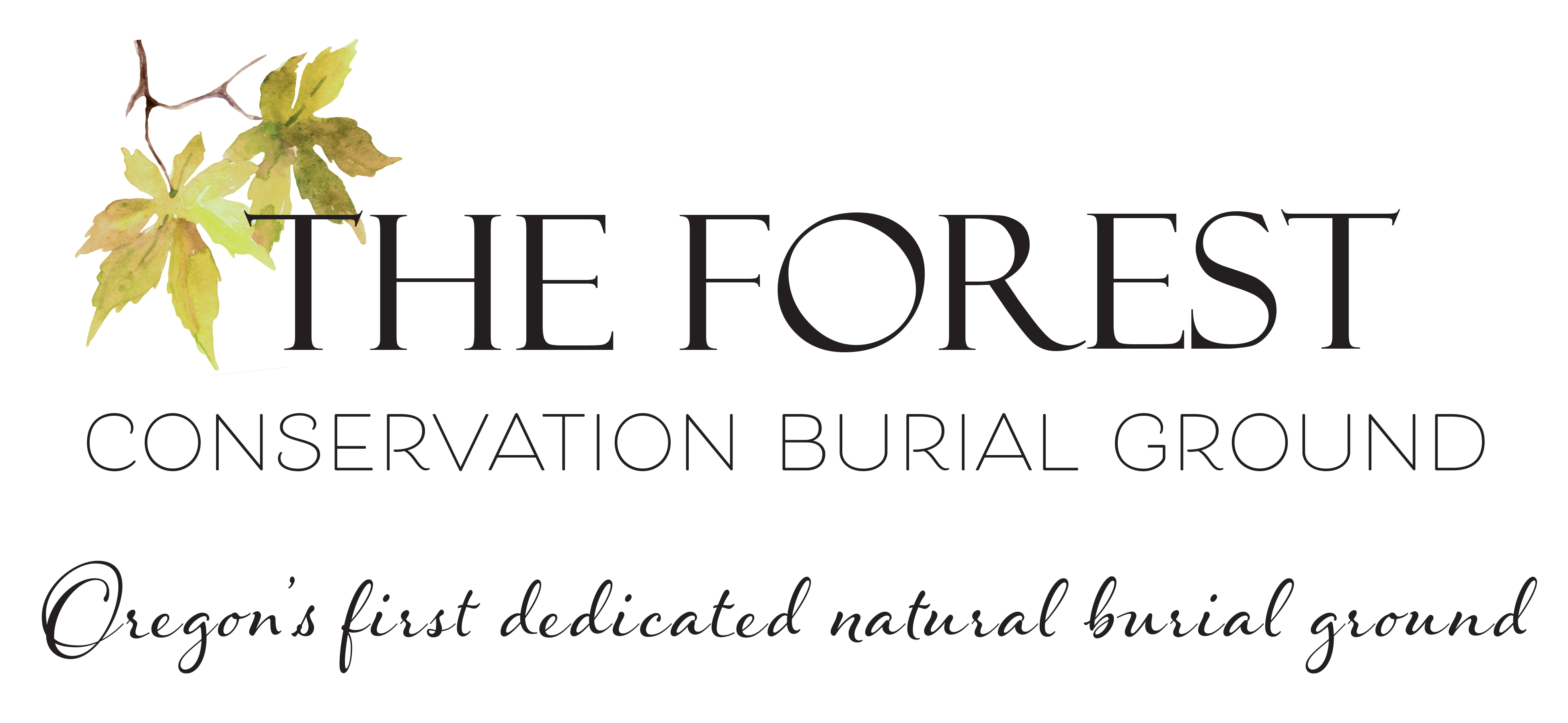 The Forest Conservation Burial Ground