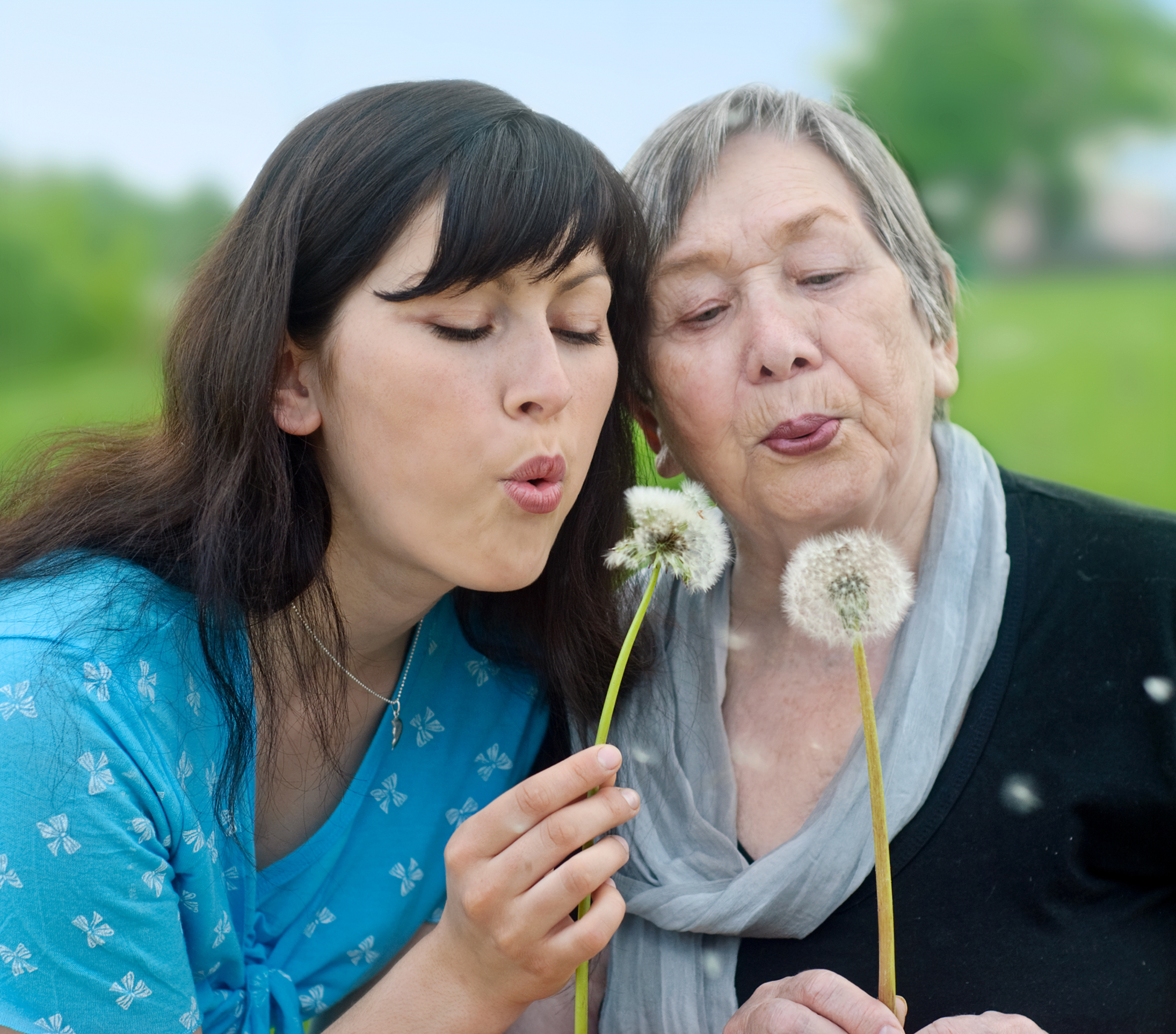 Aging in Harmony