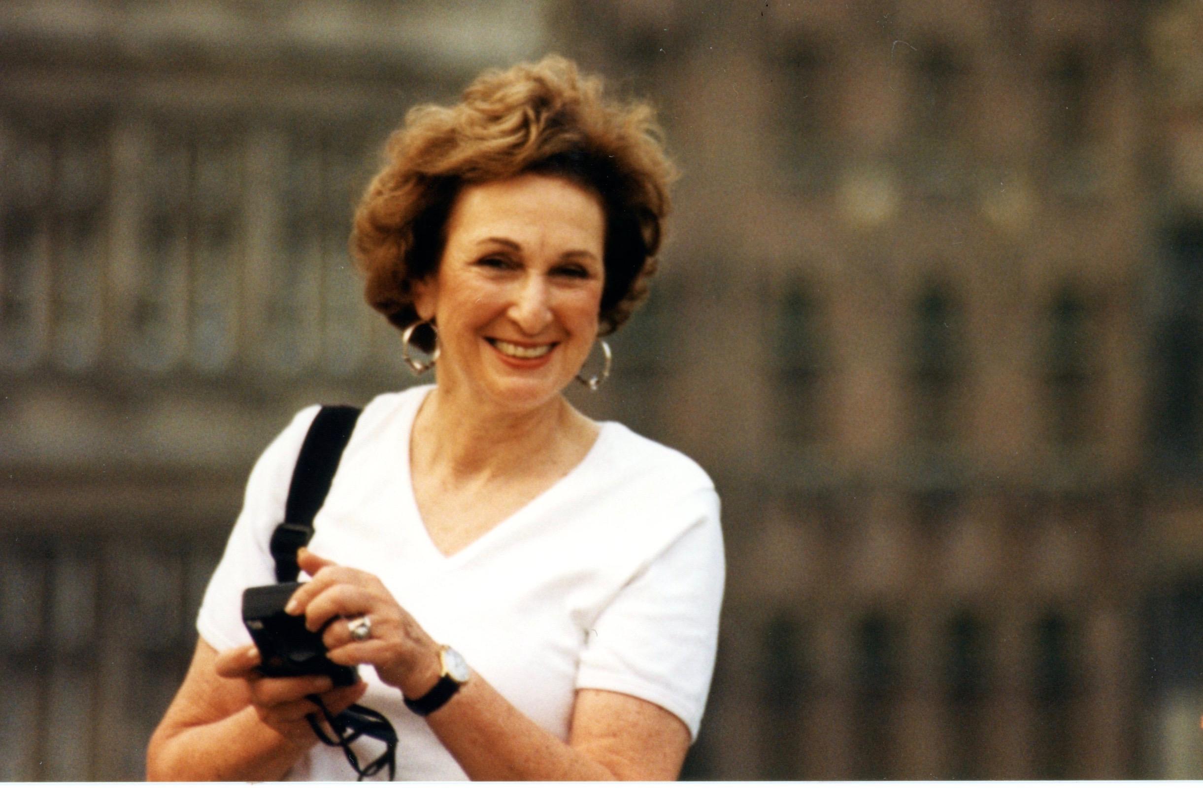 Nancy Patz